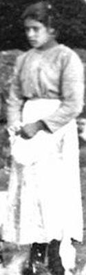 photograph of Saint Maria Goretti, c.1902