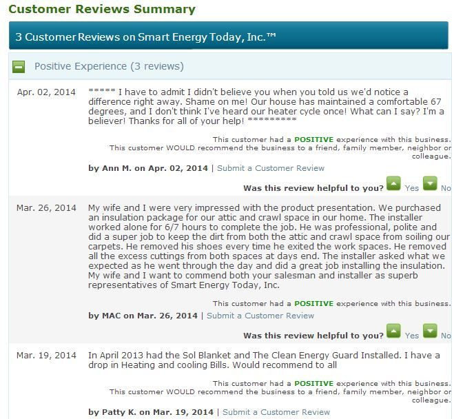 3 reviews from the better business bureau website online for Bureau 13 review