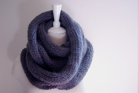 Harlem Infinity Scarf. Available at www.etsy.com/shop/HaylMaree #winter #fashion