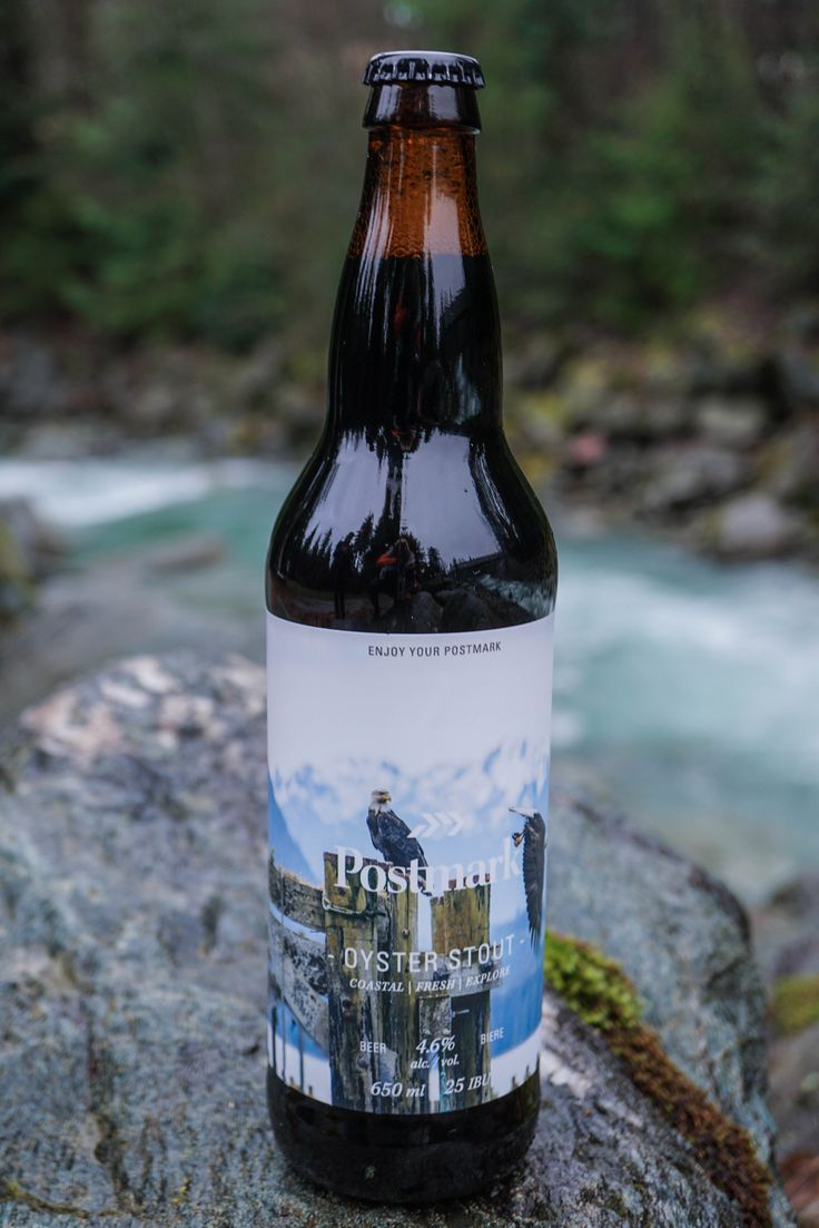 Fanny Bay Oyster Stout - Postmark Brewing