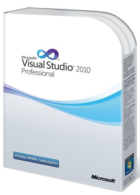 visual studio 2010 free  full version for mac