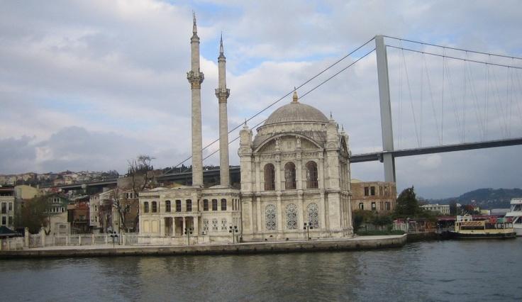 Estambul - Paseo por el Bósforo