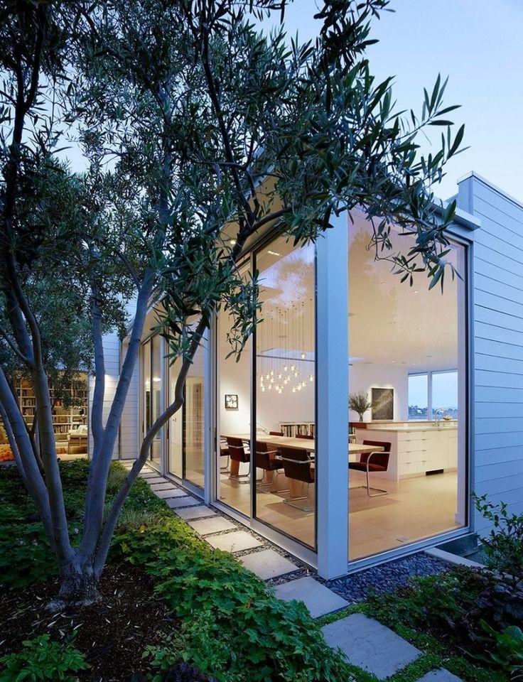 Современный дом вместо старого ранчо в Калифорнии - Дизайн интерьеров | Идеи вашего дома | Lodgers
