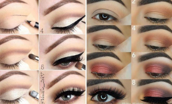 21 Easy Step By Step Makeup Tutorials From Instagram Makeup