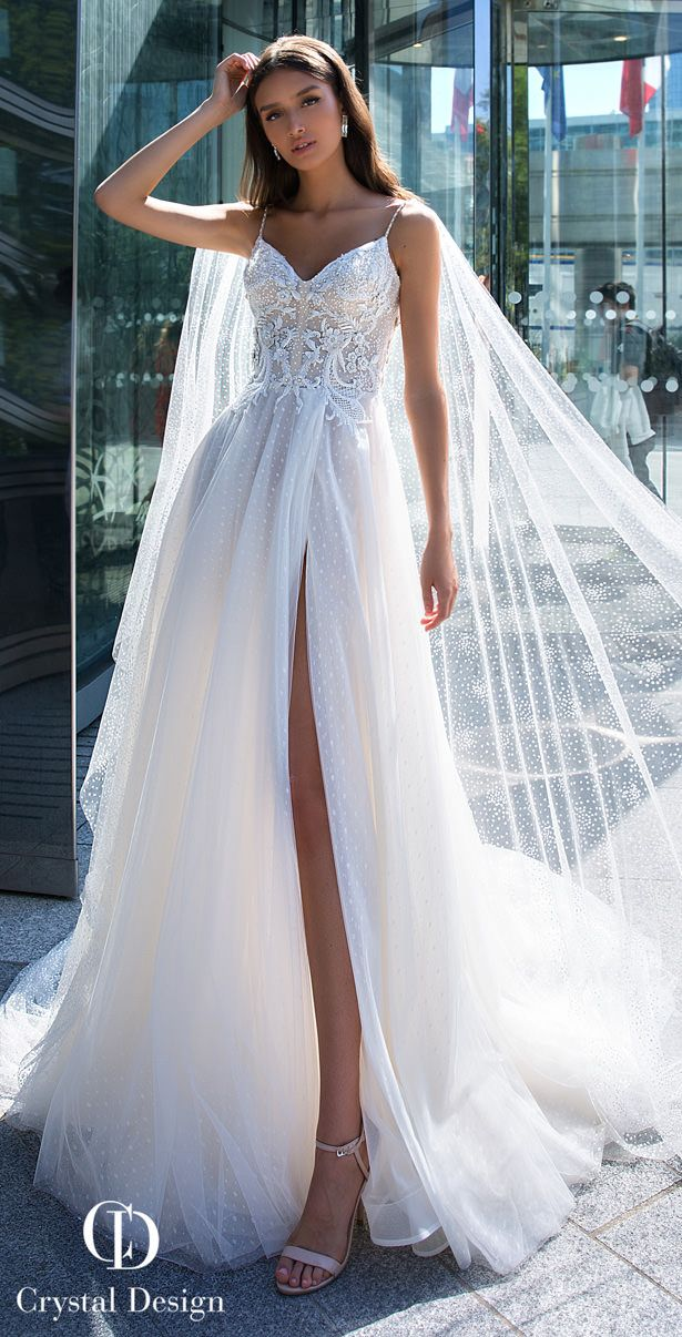 Crystal Designs Wedding Dresses 2019