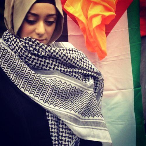 #Hijab #FreePalestine