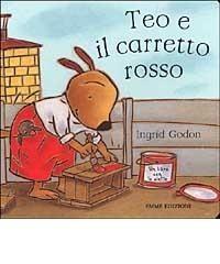 Ingrid Godon: autrice e illustratrice belga di libri per bambini e ragazzi. I suoi libri piu` famosi sono: 'Chi vuole un bacino?','Il concorso di baci', 'Teo e il carretto rosso', 'Teo e la bella sorpresa'