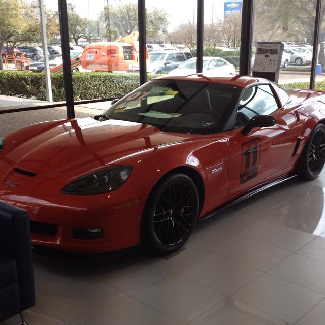 Corvette ZO-6 Carbon Edition