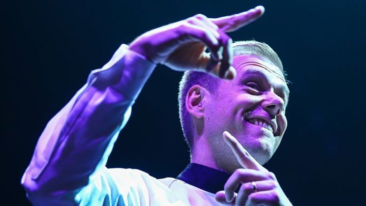 Pin On Armin Van Buuren Best Dj In The World