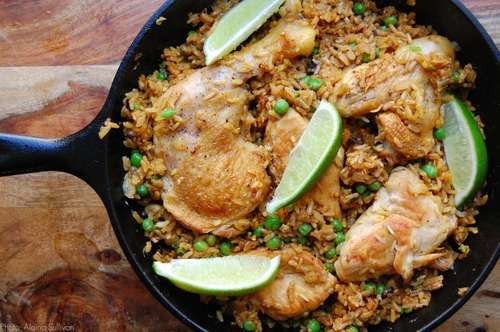 How to Cook Everything: The Basics: Chicken and Rice