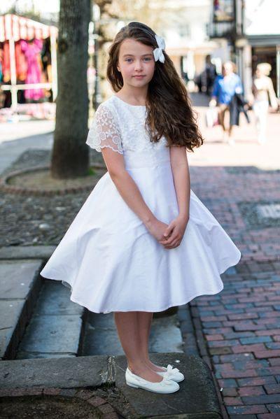 flowergirl dress | suehillclothing