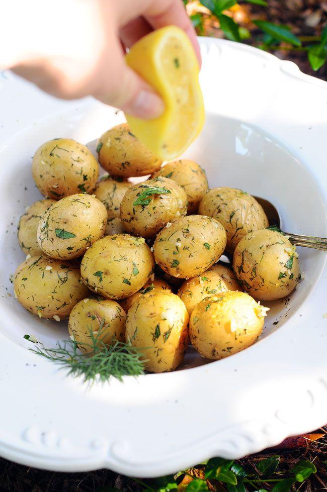 Lemon-Dill-Gold-Potatos-Fancy-Easy-Side-The-Miniature-Moose-3
