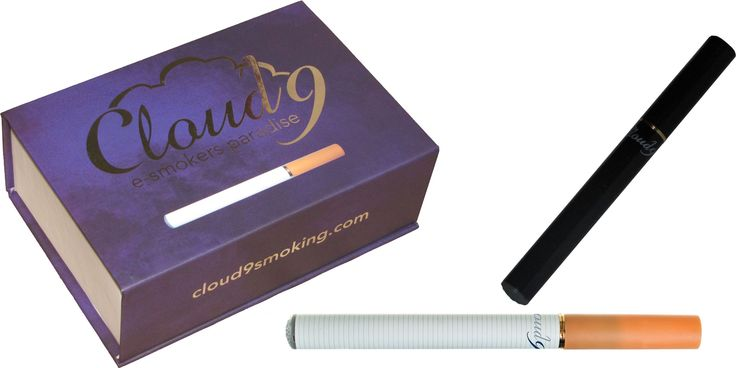 The CL9_502 Electronic Cigarette Cartomizer Kit (2 Piece). Price: $49.95
