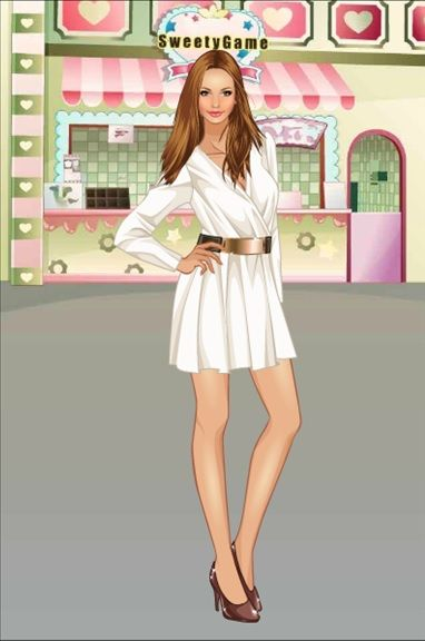 Belts and Dresses Dress Up Game http://www.sweetygame.com/fashion-dress-up/belts-and-dresses.html#