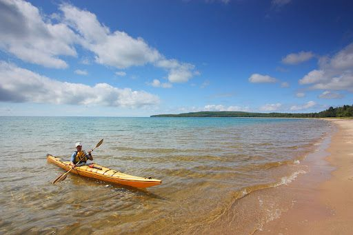 Kayaking in Northern Ontario - Ontario's Algoma Country