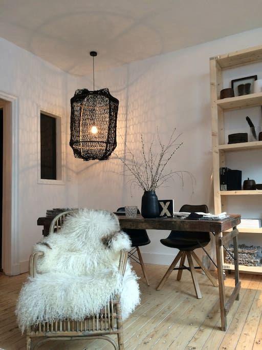 Work-house of an interior-designer - Häuser zur Miete in Voorburg