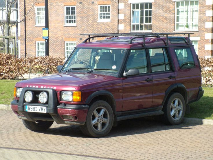 https://flic.kr/p/7RWE6D | Land Rover Discovery Td5 Es | 2000 Land Rover Discovery Td5 Es
