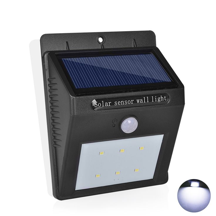 LED Solar Light Waterproof IP65 Outdoor Lighting Ultra Bright LED Solar Lamp Wall Lamps For Home Garden Corridor Decoration