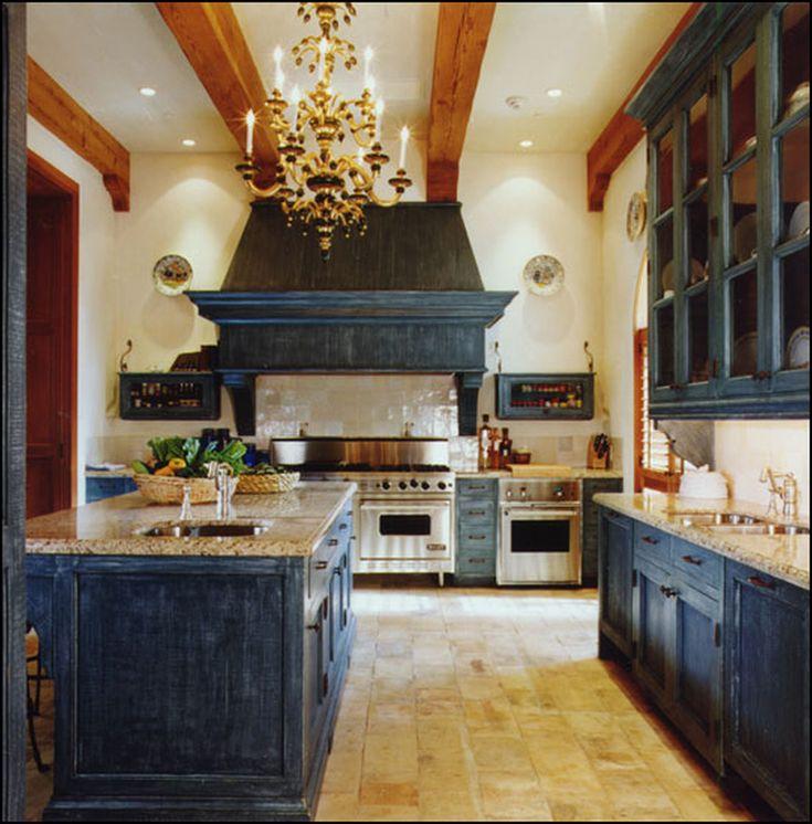 Navy Blue Kitchen With White Cabinets: Best 25+ Kitchen Maid Cabinets Ideas On Pinterest