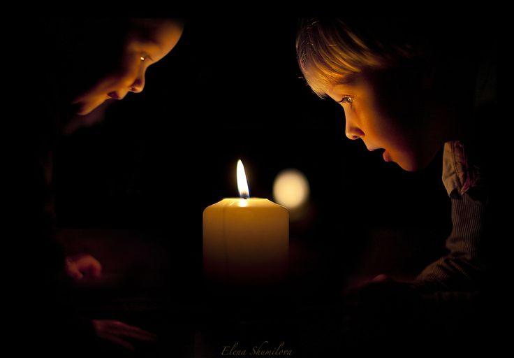 Photograph Candle light by Elena Shumilova on 500px