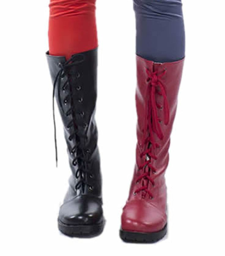 Checkout this new stunning item   Harley Quinn Shoes Batman Arkham City Cosplay Boots Women Custom Made - US $99.99 http://fashionshophouse.com/products/harley-quinn-shoes-batman-arkham-city-cosplay-boots-women-custom-made/