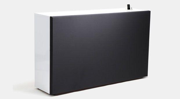 超巨大 iPhone ドックスピーカー Wall of Sound 2.0発表、猿型ユーザー保護機構を搭載
