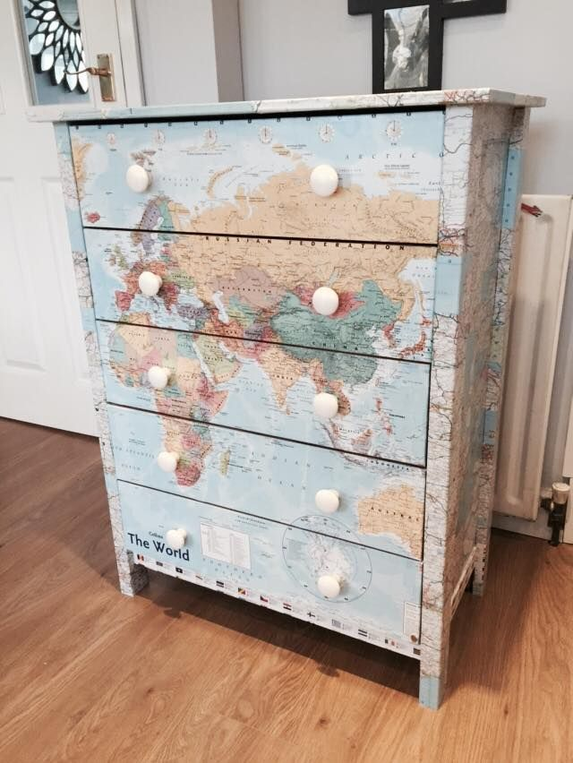 The Ultimate Guide to Decoupage | Updating Your Furniture