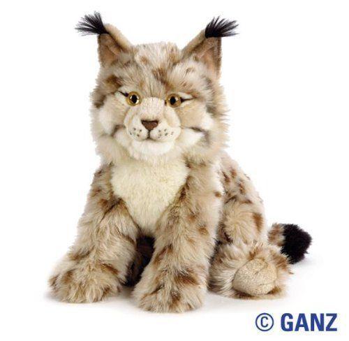 Webkinz Signature Lynx