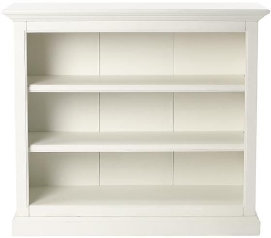 Martha stewart living ingrid 3 shelf bookcase from home for Martha stewart home decorators collection