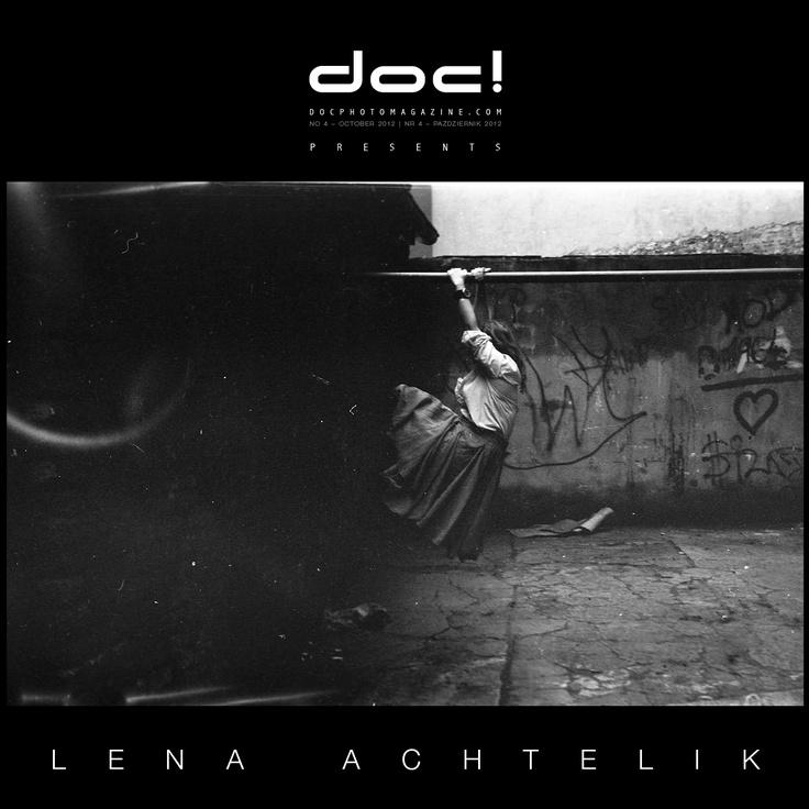"doc! photo magazine presents: ""Aura of The Past"" by Lena Achtelik, #4, pp. 177-189"