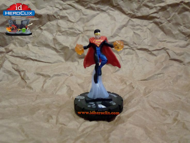 Eradicator #033 Superman DC Heroclix
