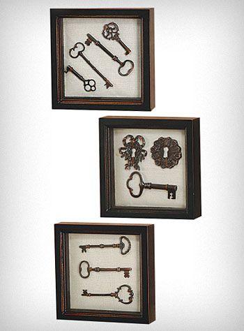 Key Wall Art best 20+ vintage keys decor ideas on pinterest | key decorations