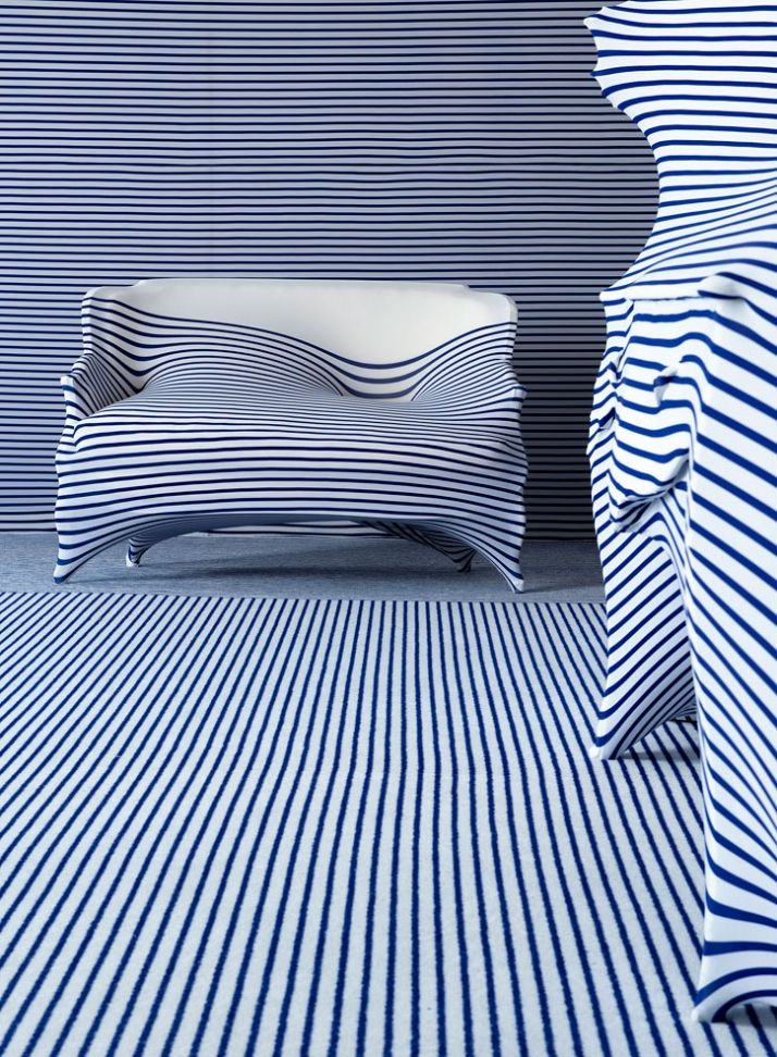 Jean Paul Gaultier's sofa
