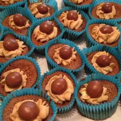 Slimming World Porn: Malteser Cupcakes low syn recipe