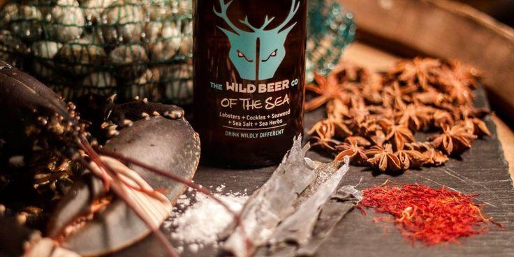 Jeśli lubicie eksperymenty smakowe, koniecznie zwróćcie uwagę na produkty Wild Beer Co. Niewielki browar szturmem próbuje zdobyć rynek, a ich piwo z owoców morza – Of the Sea – robi furorę! http://exumag.com/of-the-sea-piwo-z-homarow/