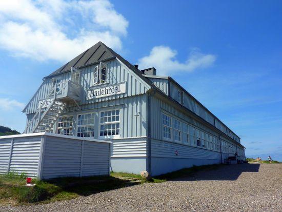 """Classic Danish beach hotel """"Svinklov Badehotel"""""""