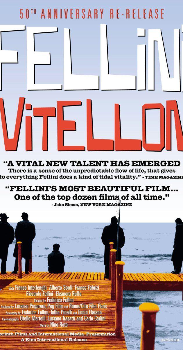 I vitelloni (1953) - Federico Fellini.