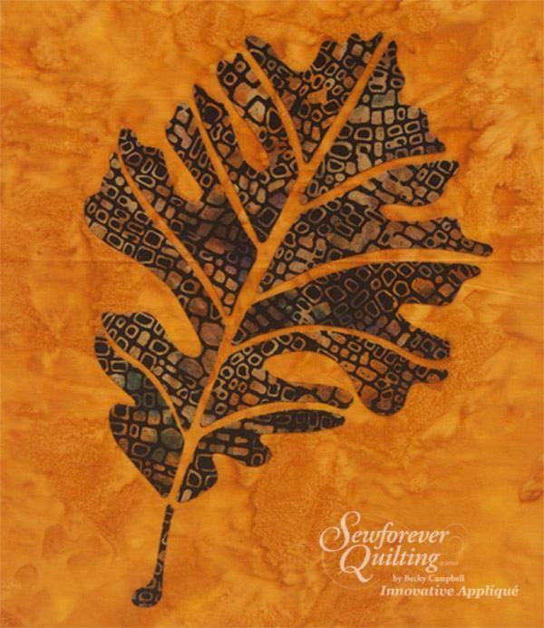Tattoo - Bur Oak Leaf to remember Grandfather