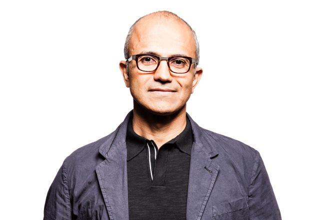 Meet Satya Nadella, the man tasked with reinventing Microsoft