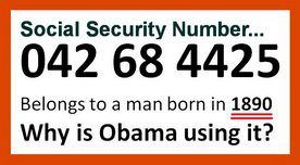 www.social security fraud.com   obama social security number 042-68-4425 man born in 1890 ss# issued ...