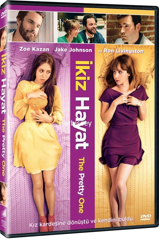 DVD İKİZ HAYAT - PRETTY ONE 18,00 TL ( KDV Dahil )