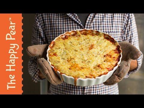 Shepherds Pie - The Happy Pear - Vegetarian Dinner - YouTube