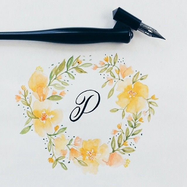 17 Best Images About I Calligraphy On Pinterest