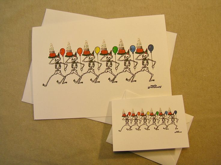 22 best grateful dead birthday cards images on pinterest birthday skeletons ready to party available in the grateful dead birthday section in m4hsunfo Choice Image