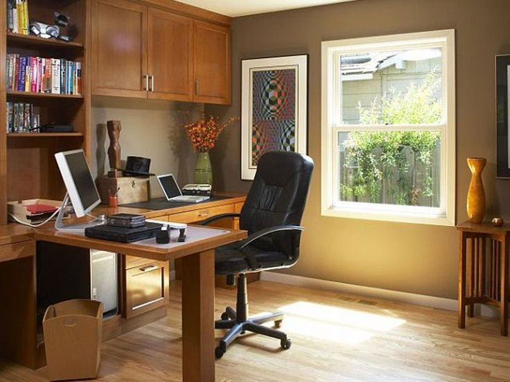 Merveilleux Home Office Built In Desks Design, Pictures, Remodel, Decor And Ideas    Page 13