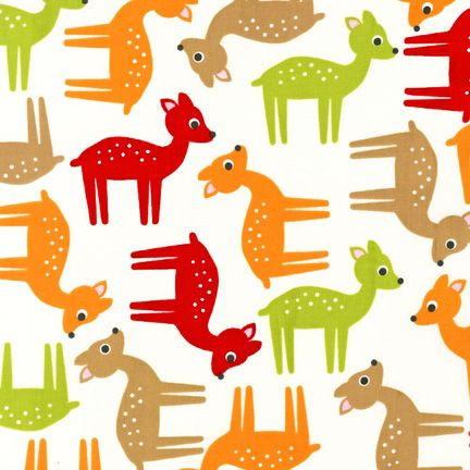 AAK-13765-237 by Ann Kelle from Woodland Pals: Robert Kaufman Fabric Company