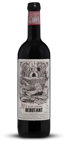Debutant by Fanakalo , via Behance #taninotanino #vinosmaximum