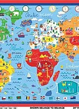 18 best world map icons images on pinterest map icons world maps world map fabric gumiabroncs Gallery