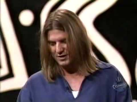 Mitch Hedberg Early T.V. (1995) stand-up - YouTube Hey look he had eyeballs!