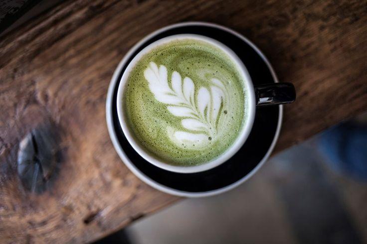 Kick your #coffee habit with a #healthy alternative - Green Matcha Tea! #tea #green #matcha #follow #organic #powder #vegan #raw #japan